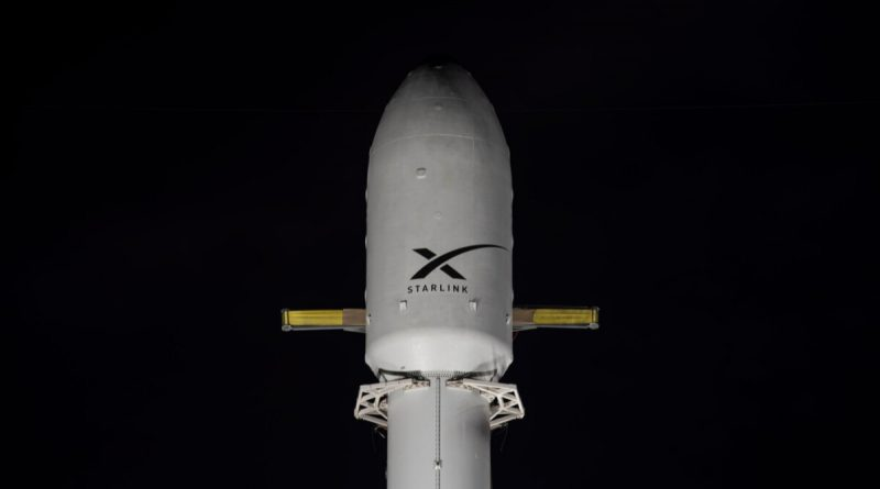 Starlink project by SpaceX