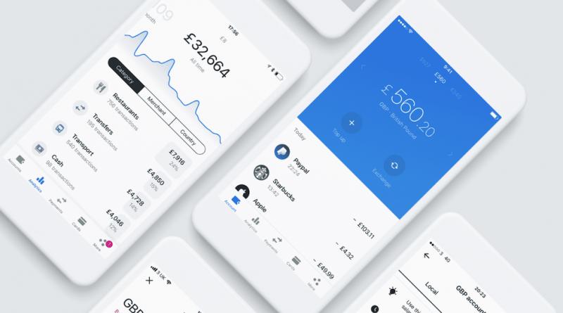 Revolut, revolut valuation 2020, revolut investors, ukrainian startups