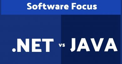 Java vs .NET – Which One to Choose for Your Startup Project