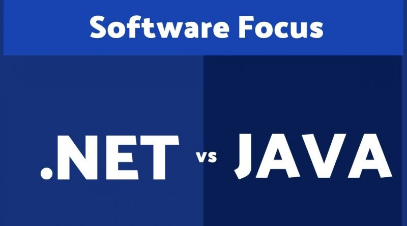 what to choose for software project - .net or java