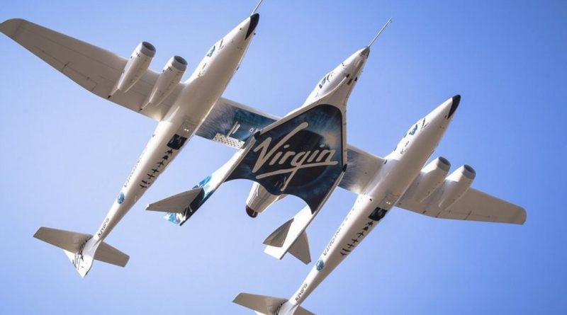 Virgin Galactic to launch space tourism
