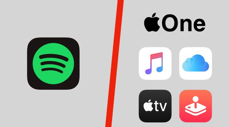 Spotify Accuses Apple of Non-Competitive Behavior