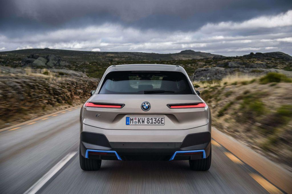iX by BMW