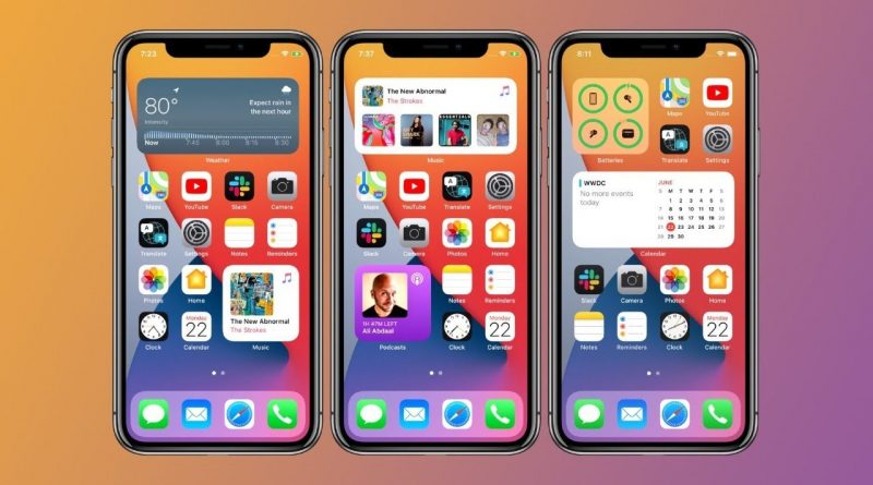 Programming Languages Used to Build iOS 14