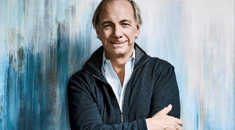 Ray Dalio's introspective look at financial world order