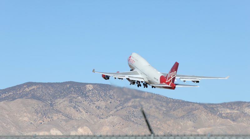 Virgin Orbit Successfully Launches LauncherOne