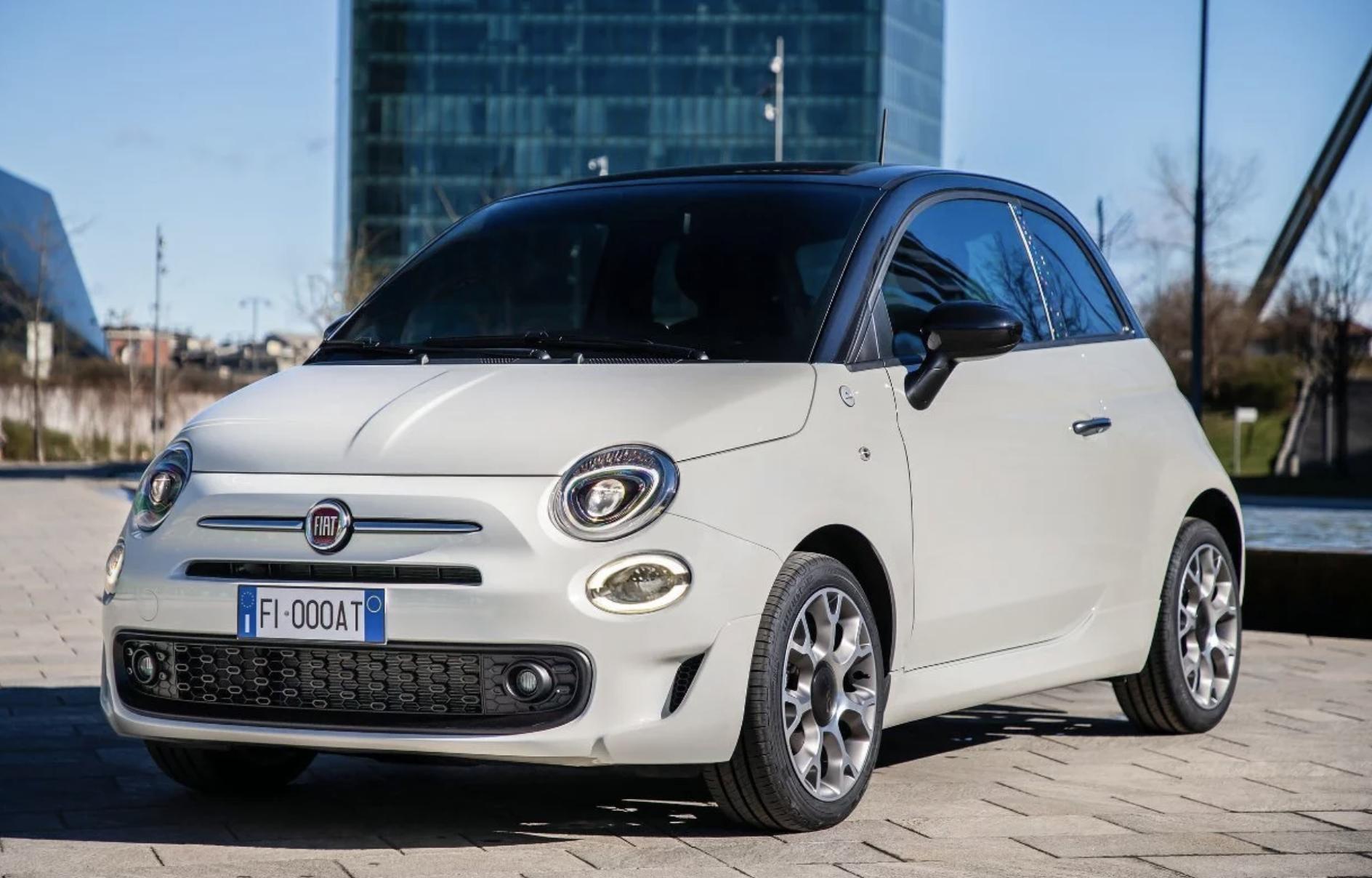 Fiat. and Google partnership