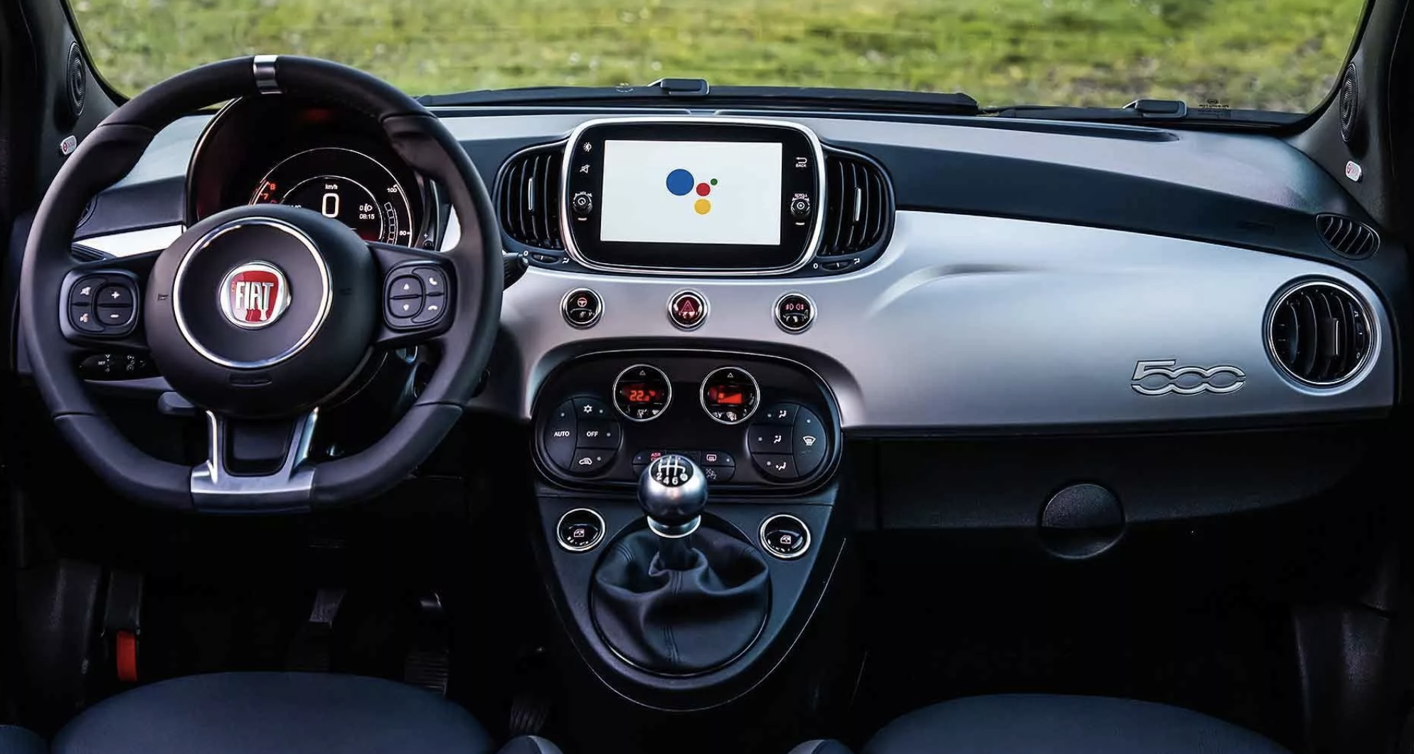 cars with built-in google voice assistant