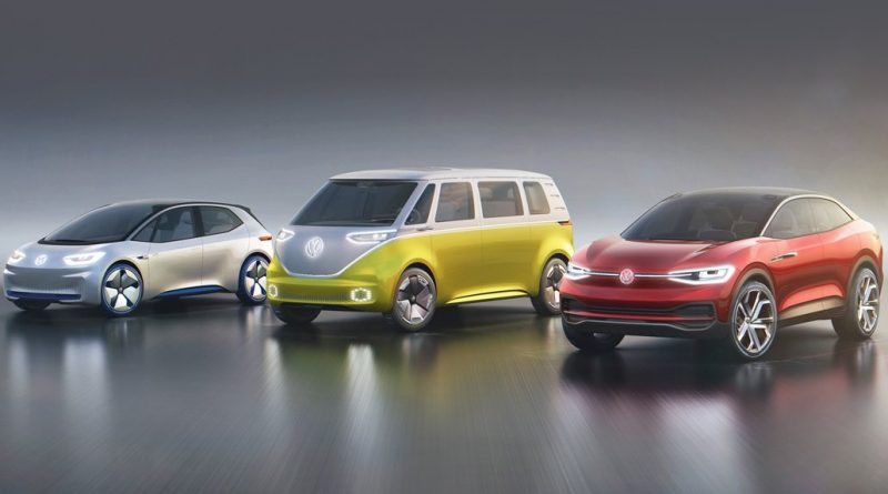 Volkswagen To Rebrand Its American Division Into Voltswagen