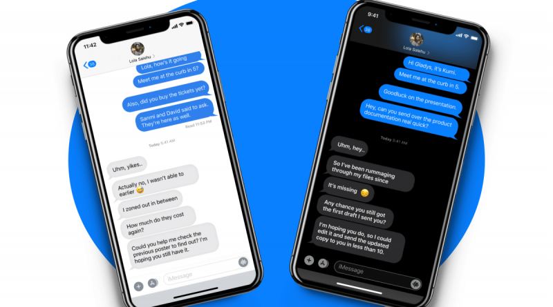 Epic Games Says iMessage Is Used To Lock Users Into The iPhone Ecosystem