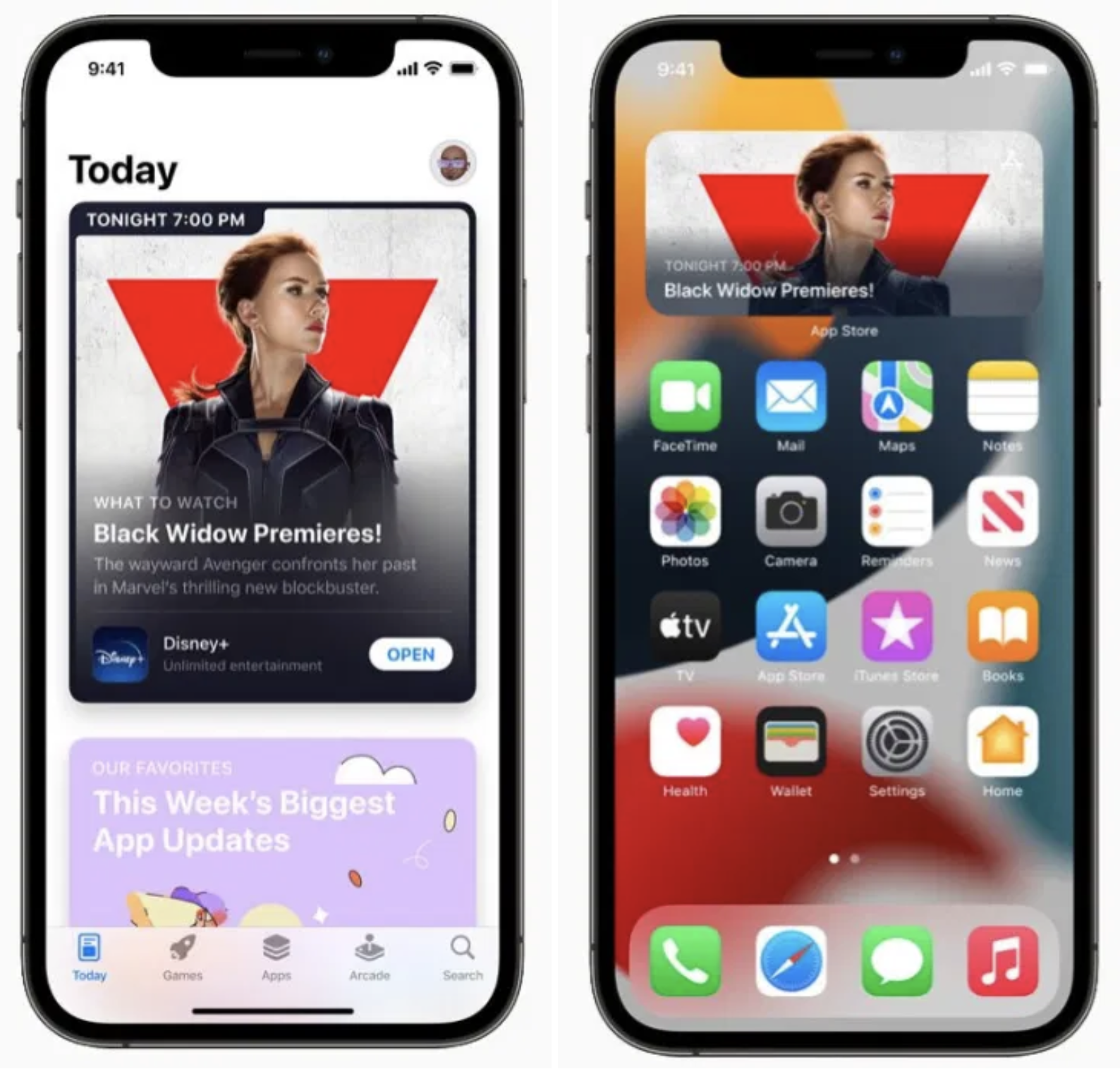 new App Store features