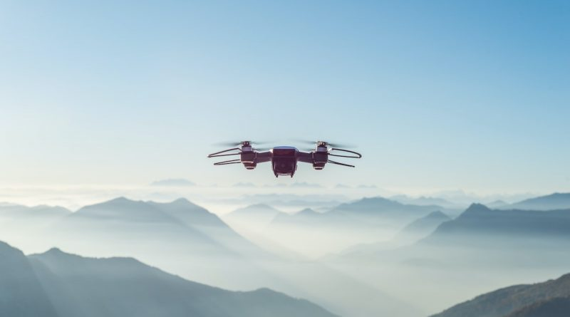 drone killed a person relying on its AI